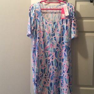 Lilly Pulitzer Reel Nauti Dress